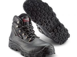 Duboke Zaštitne Cipele s3 crne vodonepropusne