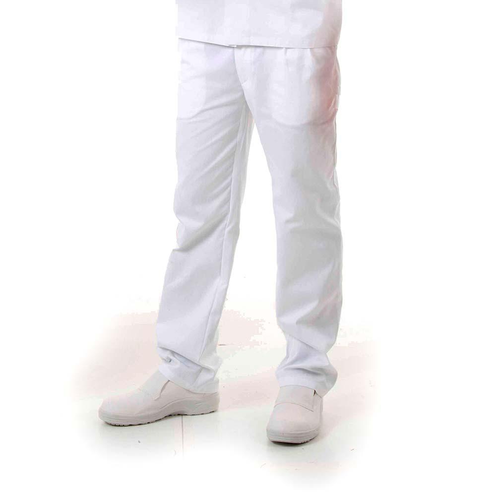 hlače muške bijele1