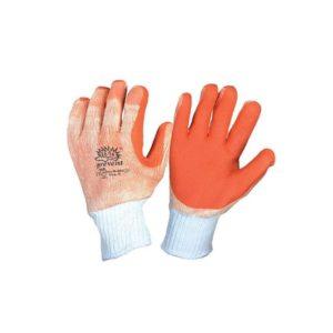 Radne rukavice za građevinare Prevent Narančaste