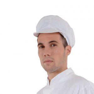 kuharska kapa bijela
