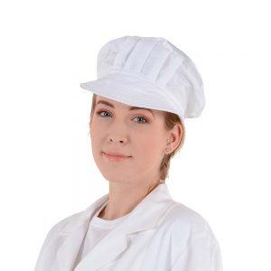 Kuharska kapa s mrežicom