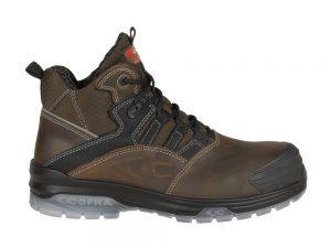 Zimske radne cipele Goya Brown Visoke Na Vezivanje S3 CI SRC